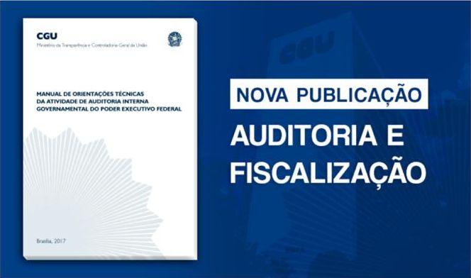 Controladoria publica IN para padronizar procedimentos e práticas de auditoria interna no âmbito da CGE